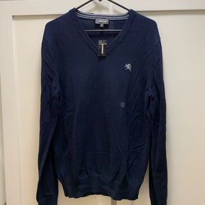 NWT Men's Express V-Neck Sweater